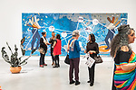Ford Foundation Perilous Bodies Exhibition Opening