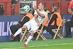 12.01.2018, BayArena, Leverkusen , GER, 1.FBL., Bayer 04 Leverkusen vs. FC Bayern M&uuml;nchen<br /> im Bild / picture shows: <br /> Franck Ribery (Bayern Muenchen #7),  <br /> <br /> <br /> Foto &copy; nordphoto / Meuter