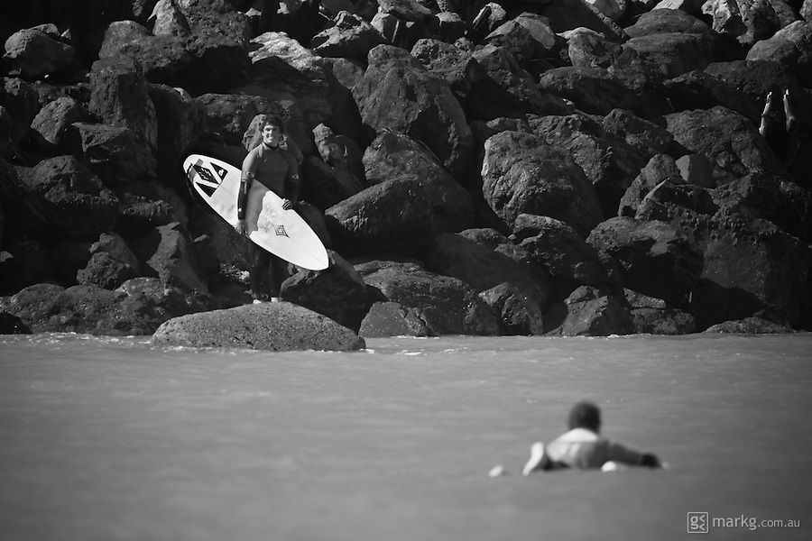 2010 Wellington Regional Scholastics Surfing Champs - Lyall Bay, Wellington, New Zealand