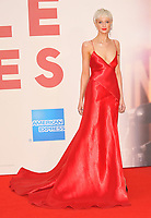 Andrea Riseborough at the 61st BFI LFF &quot;Battle of the Sexes&quot; American Express gala, Odeon Leicester Square, Leicester Square, London, England, UK, on Saturday 07 October 2017.<br /> CAP/CAN<br /> &copy;CAN/Capital Pictures