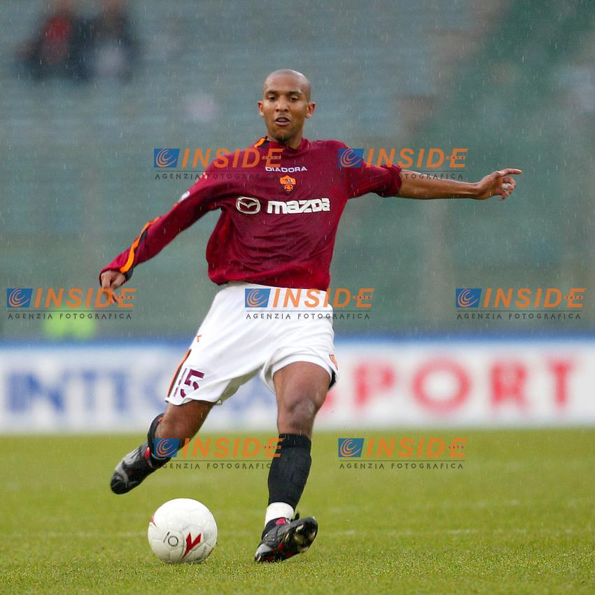 Roma 18/1/2004<br /> Roma Sampdoria 3-1<br /> Olivier Dacourt (Roma)<br /> Foto Andrea Staccioli Insidefoto