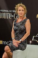 Fanny Cottençon attends the 54th Monte-Carlo Television Festival opening Ceremony - Monaco