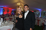 Cardiff Blues - British Lions dinner at Cottrell Park.<br /> Sophie Evans &amp; Ellis Jenkins<br /> 12.09.13<br /> <br /> &copy;Steve Pope-SPORTINGWALES