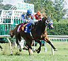 Francesco Punch winning at Delaware Park on 9/10/12