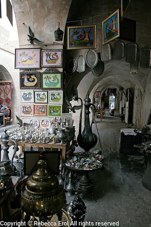 Antique market, Mardin, southeastern Turkey