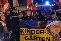 2016/02/01 Berlin | NPD | Demonstration gegen Flüchtlinge