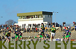 David Geaney and Kieran Donaghy Kerry v Paddy Dalton Limerick Institute Technology in the Quarter Final of the McGrath Cup at Austin Stack Park, Tralee on Sunday 16th January.