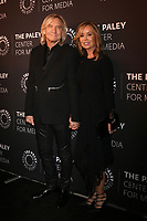 "LOS ANGELES - OCT 25:  Joe Walsh, Marjorie Bach at ""The Paley Honors: A Gala Tribute to Music on Television"" at the Beverly Wilshire Hotel on October 25, 2018 in Beverly Hills, CA"
