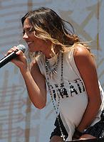 11 June 2016 - Nashville, Tennessee - Jana Kramer. 2016 CMA Music Festival Riverfront Stage. Photo Credit: Dara-Michelle Farr/AdMedia