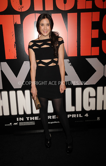 WWW.ACEPIXS.COM . . . . . ....March 30 2008, New York City....Musician Vanessa Carlton arriving at the premiere of the Rolling Stones movie 'Shine A Light' at the Ziegfeld Theater in midtown Manhattan....Please byline: KRISTIN CALLAHAN - ACEPIXS.COM.. . . . . . ..Ace Pictures, Inc:  ..(646) 769 0430..e-mail: info@acepixs.com..web: http://www.acepixs.com