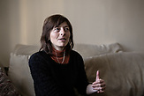 Portrait, Karine Clement, Professorin für Soziologie an der Staatlichen Universität St. Petersburg.