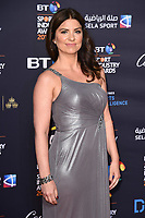 Bianca Westwood arriving for the BT Sport Industry Awards 2018 at the Battersea Evolution, London, UK. <br /> 26 April  2018<br /> Picture: Steve Vas/Featureflash/SilverHub 0208 004 5359 sales@silverhubmedia.com