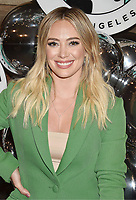 LOS ANGELES, CA - NOVEMBER 06: Hilary Duff attends Love Leo Rescue's 2nd Annual Cocktails for a Cause at Rolling Greens Los Angeles on November 06, 2019 in Los Angeles, California.<br /> CAP/ROT/TM<br /> ©TM/ROT/Capital Pictures
