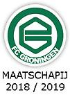 FC MAATSCHAPPELIJK 2018 - 2019