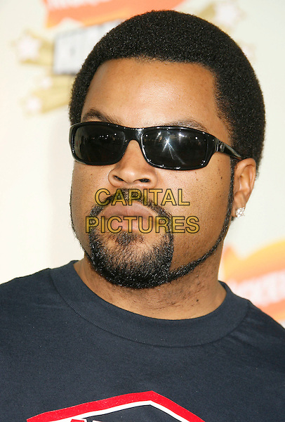 ICE CUBE.20th Annual Nickelodeon Kids' Choice Awards held at UCLA's Pauley Pavilion, Westwood, California, USA,.31 March 2007..portrait headshot sunglasses beard.CAP/ADM/RE.©Russ Elliot/AdMedia/Capital Pictures.
