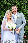 Eileen Fleming and John Paul O'Connor were married at Ballydesmond Church on Saturday 30th July 2016 with a reception at the Rose Hotel