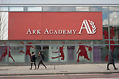 Ark Academy Wembley, one of the first academy schools, opened in London in 2008