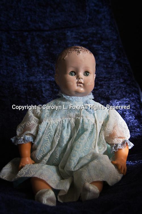 Dolls bring back childhood memories.