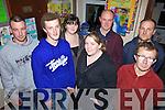 MACRA; Members of the revived Firies Branch of Macra na Feirme meeting on Thursday last, front l-r: Gary Nagle (Castlemaine), John Doyle (Beaufort), Mairead Corcoran (Castlemaine), John Nolan (Knocknagoshel). Back l-r: Ciara Breen (Firies), PJ Walsh (Firies), Kevin Nagle (Castlemaine).
