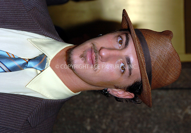ERIC BALFOUR at 2004-2005 NBC Upfront Party in New York. May 17, 2004. Please byline: AJ SOKALNER/ACE Pictures.   .. *** ***..All Celebrity Entertainment, Inc:  ..contact: Alecsey Boldeskul (646) 267-6913 ..Philip Vaughan (646) 769-0430..e-mail: info@nyphotopress.com