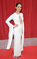Nicola Thorp at the British Soap Awards 2018, Hackney Town Hall, Mare Street, London, England, UK, on Saturday 02 June 2018.<br /> CAP/CAN<br /> &copy;CAN/Capital Pictures