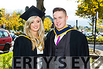 Bachelor of Science Health and Leisure Jennifer Fitzgerald Lee Carey at the Institute of Technology Tralee Autumn Conferring of Awards Ceremony at the Brandon Hotel on Friday