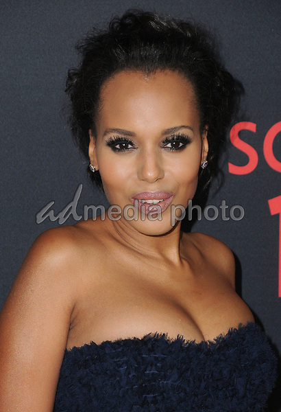 08 April 2017 - West Hollywood, California - Kerry Washington. ABC's 'Scandal' 100th Episode Celebration held at Fig & Olive in West Hollywood. Photo Credit: Birdie Thompson/AdMedia
