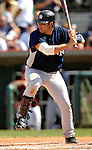 16 March 2007: New York Yankees infielder Doug Mientkiewicz in action against the Houston Astros at Osceola County Stadium in Kissimmee, Florida...Mandatory Photo Credit: Ed Wolfstein Photo