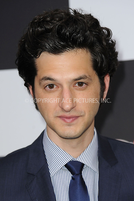 WWW.ACEPIXS.COM<br /> July 9, 2013...New York City <br /> <br /> Ben Schwartz attending the DreamWorks Animation, in Association with 20th Century Fox Premiere of TURBO<br /> at AMC Loews Lincoln Square, New York, NY on July 9, 2013.<br /> <br /> Please byline: Kristin Callahan... ACE<br /> Ace Pictures, Inc: ..tel: (212) 243 8787 or (646) 769 0430..e-mail: info@acepixs.com..web: http://www.acepixs.com