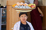 Woman Vendor, Shwezigon Pagoda