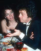 Elizabeth Weber and Billy Joel 1981<br /> Photo By Adam Scull/PHOTOlink.net /MediaPunch