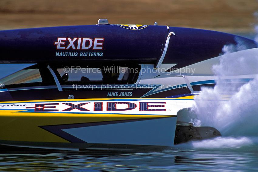 "Mike Jones, U-9 ""Miss Exide"", Phoenix 1996"