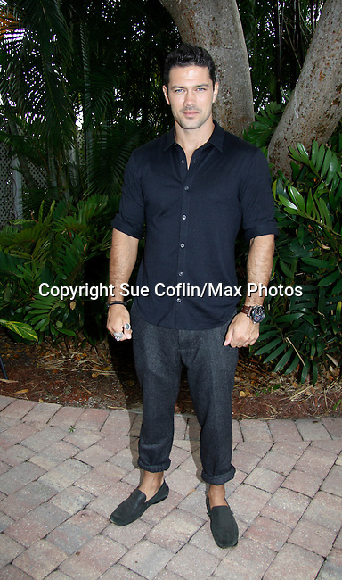 Ryan Paivey - General Hospital -  Actor from General Hospital donated his time to Southwest Florida 16th Annual SOAPFEST - a celebrity weekend May 22 thru May 25, 2015 benefitting the Arts for Kids and children with special needs and ITC - Island Theatre Co. as it presented A Night of Stars on May 23 , 2015 at Bistro Soleil, Marco Island, Florida. (Photos by Sue Coflin/Max Photos)