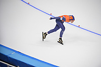 OLYMPIC GAMES: PYEONGCHANG: 10-02-2018, Gangneung Oval, Long Track, 3000m Ladies, Ireen Wüst (NED), ©photo Martin de Jong