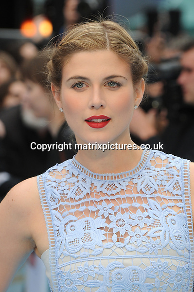 NON EXCLUSIVE PICTURE: PAUL TREADWAY / MATRIXPICTURES.CO.UK<br /> PLEASE CREDIT ALL USES<br /> <br /> WORLD RIGHTS<br /> <br /> Made In Chelsea reality television personality, Ashley James attending the European Premiere of Entourage at Vue West End, in London.<br /> <br /> JUNE 9th 2015<br /> <br /> REF: PTY 151850