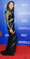 Carmen Ejogo, Red carpet at The Premiere of Sparkle at Graumans Chinese Theatre in Hollywood California.. /NOrtePHOTO.COM<br />