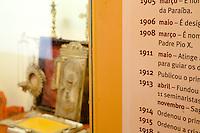 Sao Cristovao_SE, Brasil...Interior do Museu de Arte Sacra que fica na antiga igreja da Ordem Terceira do Convento de Sao Francisco em Sao Cristovao, Sergipe...The Museum of Sacred Art of the Church and Convent of Sao Francisco in Sergipe...Foto: ALEXANDRE BAXTER / NITRO