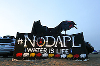 Standing Rock Reflection