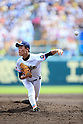 Shigetaro Imai (Mie),<br /> AUGUST 25, 2014 - Baseball :<br /> Shigetaro Imai of Mie pitches during the 96th National High School Baseball Championship Tournament final game between Mie 3-4 Osaka Toin at Koshien Stadium in Hyogo, Japan. (Photo by Katsuro Okazawa/AFLO)