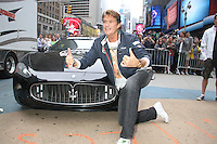 David Hasselhoff at The Gumball 3000 Rally at Times Square in New York City. May 25, 2012. © RW/MediaPunch Inc.