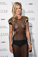 Lady Victoria Hervey at the gala screening for &quot;Bitter Harvest&quot; at the Ham Yard Hotel, London, UK. <br /> 20 February  2017<br /> Picture: Steve Vas/Featureflash/SilverHub 0208 004 5359 sales@silverhubmedia.com