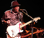 Legendary Blues guitarist Buddy Guy Performs at the Pullo Center at Penn State York, in York, Pennsylvania 27 October 2010. Photo by EML / Rockinexposures.com