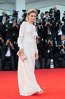 Jasmine Trinca at the Downsizing premiere and Opening Ceremony, 74th Venice Film Festival in Italy on 30 August 2017.<br /> <br /> Photo: Kristina Afanasyeva/Featureflash/SilverHub<br /> 0208 004 5359<br /> sales@silverhubmedia.com