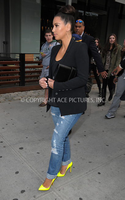 WWW.ACEPIXS.COM . . . . .  ....April 24 2012, New York City....Kim Kardashian goes for a walk in the Meatpacking District on April 24 2012 in New York City....Please byline: CURTIS MEANS - ACE PICTURES.... *** ***..Ace Pictures, Inc:  ..Philip Vaughan (212) 243-8787 or (646) 769 0430..e-mail: info@acepixs.com..web: http://www.acepixs.com