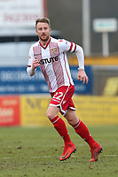 Terence Vancooten of Stevenage during Stevenage vs Crewe Alexandra, Sky Bet EFL League 2 Football at the Lamex Stadium on 10th March 2018