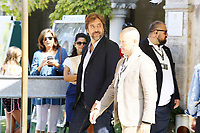 VENICE, ITALY - SEPTEMBER 05:  Javier Bardem celebrity Sightings at the 74th Venice Film Festival - September 5, 2017 in Venice, Italy. (Mark Cape/insidefoto)