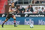 22.07.2017, Millerntor-Stadion, Hamburg, GER, FSP, FC St. Pauli vs SV Werder Bremen<br /> <br /> im Bild<br /> Christopher Buchtmann (St. Pauli #10) am Ball, <br /> <br /> Foto &copy; nordphoto / Ewert