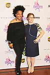 Another World's Rhonda Ross and Sharon Cohen - Figure Skating in Harlem celebrates 20 years - Champions in Life benefit Gala on May 2, 2017 in New York Ciry, New York.   (Photo by Sue Coflin/Max Photos)