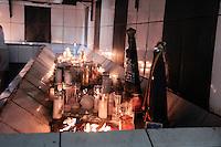 SÃO PAULO,SP,16.10.2015 - SANTA-EDWIGES - Dia de Santa Edwiges a igreja esta localizada na Estrada das Lagrimas 910 Vila Heliópolis (SP) Zona Sul a igreja realiza  missas o dia inteiro.Foto: Carlos Pessuto/Brazil Photo Press)