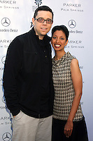 Aron Gaudet, Gita Pullapilly<br />
